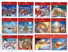 Luxury Flat Christmas Advent Calendars Calendars 20x25cm & env - free post in UK