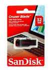 Other Computers Networking - SanDisk Cruzer Blade 4GB 8GB 16GB 32GB 64GB USB2 Flash Drive Disk Wholesale Lots