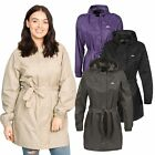 Trespass COMPAC MAC Womens Ladies Waterproof Packaway Rain Coat Jacket