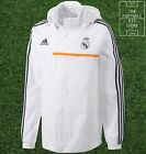 BNWT - Official Adidas Real Madrid All Weather Jacket - All Sizes - Football