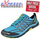 Merrell Mens Bare Access 3 Barefoot Running Shoes Trainers Blue * AUTHENTIC *