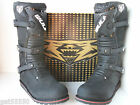 NEW BLACK WULFSPORT TRIALS BOOTS (ALL SIZES) BETA MONTESA GAS GAS HEBO OSSA TXT