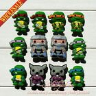 12-60pcs Teenage Mutant Ninja Turtles TMNT Shoe Charms/Decoration For JIBZ,gifts