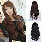 Fashion Womens Girls Ladies Wavy Curly Long Hair Full Wigs Cosplay Party