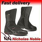 TCX AIRTECH GORE-TEX BLACK BREATHABLE WATERPROOF WARM CLIMATE TOURING BOOTS