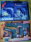 LARGE TOY GUN SET - Police or Soldier - 2 GUNS & LOTS OF ACCESSORIES - NEW