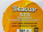 SEAGUAR 100% FLUOROCARBON LEADER CLEAR - 100 YARDS - STS SALMON  - SUPER DEAL