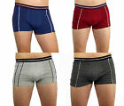 2 Pack Mens Cotton Hipster Briefs Trunks Boxer Shorts Size S M L XL XXL