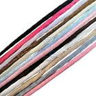 3mm Cord Crafting Ribbon 30 Metre Rolls - 12 Colours