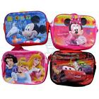 Disney Children Shoulder Bag 21cm x 17cm 4 Designs Mickey Minnie Winnie Mcqueen