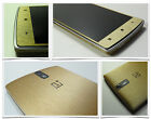 Brushed Metal Skin Sticker For ONEPLUS ONE +1 Decal Wrap Cover Case Protector