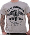 Official Foo Fighters There Is Nothing Left To Lose T Shirt Grey S M L XL XXL