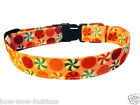 CHRISTMAS HOLIDAY PEPPERMINT FARM COLLAR Dog Cat Puppy Collar XS SM MED LG