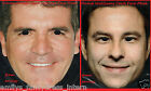Simon Cowell DAVID Walliams Amanda Holden Gesichtsmaske Promi Masken