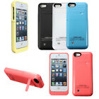 2200mAh External Battery Backup Charger Case Pack Power Bank for iPhone 5 5S 5C