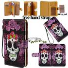 Universal Wallet Card Slot Leather Stand Case Cover FIT 5.5
