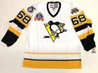 JAROMIR JAGR PITTSBURGH PENGUINS 1992 STANLEY CUP CCM VINTAGE JERSEY NEW W TAGS