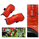 New Sporting Soccer Football Shin Guards Pads Shinguard Protector Ankle Boys