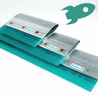 Aluminium Screen Printing Squeegee - 10cm 20cm 30cm 40cm upto 1m Choose Blade