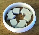 Recycling Logo Cookie Cutter - Choice of Sizes (3D Printed Plastic)