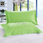 2Pcs LUXURY China COTTON Pillowcase Single, Queen, King Sheet 45x75cm