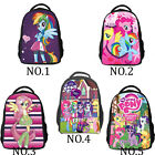 16Inch  My Little Pony Backpacks Girls' Cartoon Children School Bags Kids Gifts