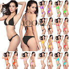New Summer Sexy Women Bandage Bikini Set Push-up Bra Swimsuit Swimwear BCK 058