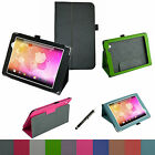 "Folio 2-Folding Slim Case Cover+Pen for 8"" Le Pan mini TC802A Android Tablet PC"
