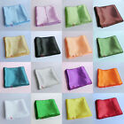 "12pcs Satin Table Runner 12"" x 108"" Wedding Party Deco Banquet 26 Colours"