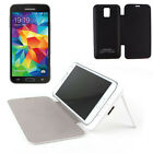 Portable 3200mAh Samsung Galaxy S5 Battery Rechargeable Power Pack Flip Case