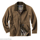 DRI DUCK NEW Mens Size S-2XL 3XL 4XL Button Flex Fleece Barn Coat Jacket Jumper