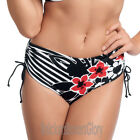 Fantasie Swimwear Genoa Adjustable Bikini Short/Bottoms Black 5836 Select Size