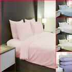 4PC Luxury 100% Brushed Cotton Thermal Flannelette Flat, Fitted Sheet Set P.Case