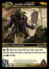 World of Warcraft Cards - Heroes of Azeroth 220 - 288 - Pick card WOW CCG
