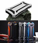 OPS R-JUST Shockproof Transformers Full Metal Case Cover For iPhone 4/5/6/Plus