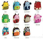 New Babys Kids Boys Girls Toddler Various Zoo Animal Insulation Can Lunch Bag