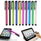 8 x Slim Stylus Universal Touch Capacitive Screen Pen For Smart phone ipad ipod