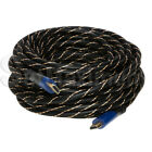 PREMIUM HDMI CABLE 50FT For BLURAY 3D DVD PS3 HDTV XBOX LCD HD TV 1080P USA