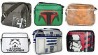 Star Wars Retro Vinyl Satchel / Holdall / Messenger / Shoulder Bag New Official