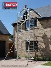 Super DIY Up To 7.2M - SDIY Aluminium Scaffold Tower / Towers - British Design <br/> The ONLY Rectangular Brace Tower in the United Kingdom
