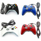 NEW COMPATIBLE WIRED USB CONTROLLER FOR MICROSOFT XBOX 360 & PC WINDOWS ELITE