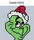 Pick 1 - The Grinch & Friends Latch Hook Kit - Free S&H