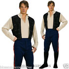 CL320 Han Solo Star Wars Adult Mens Fancy Dress Up Party Costume Outfit