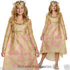 CK319 Princess Aurora Coronation Gown Deluxe Child Girls Maleficent Costume