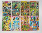 Birds and Parrots Stickers 4x6'' (10x15cm)