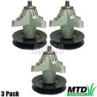 "MTD Lawn Mower Tractor Spindle Assembly  i1050 LT SLT RZT  50"" Cutting Deck 3 Pk"