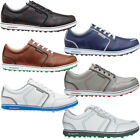 New Ashworth 2014 Cardiff ADC Spikeless Men's Golf Shoes - Pick Size & Color