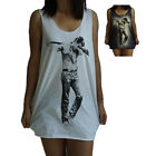 James Dean Vest Tank-Top Singlet (Dress T-Shirt) Sizes S M L XL