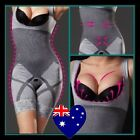 Natural Bamboo Charcoal Full Body Shaper Underwear Slimming Suit Bodysuits