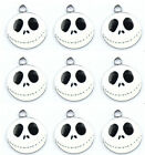 Lot The nightmare before Christmas Metal Charms Pendants DIY Jewelry Making R34